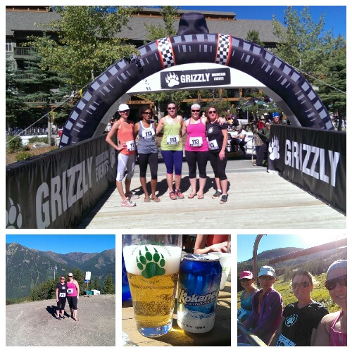 Grizzly Ultra Marathon Panorama 2013